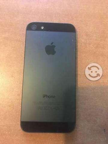 IPhone 5 negro 16 gigas