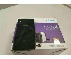 Vendo O Cambio Alcatel Idol 4 Como Nuevo