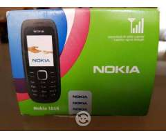 Celular Nokia Modelo 1616