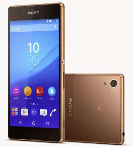 Vendo Sony Xperia Z3 Plus Modelo E6553 32GB