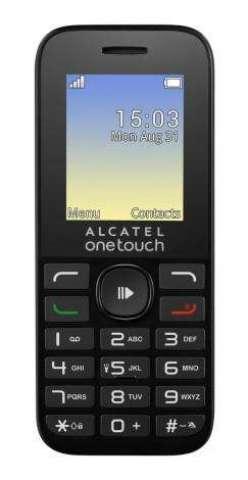 Celular Barato Original Alcatel 1017G Micro Sd Fm Ultra Bateria SOLO COMPRAS EN MASA
