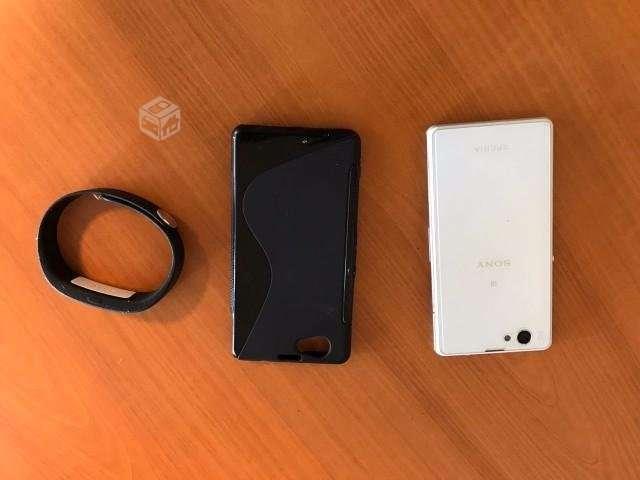 Celular Sony z1 compac, XI Aisén
