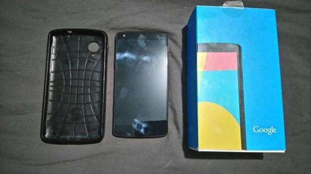 LG NEXUS 5 32 Gb Negociable