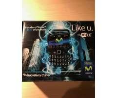 Vendo Blackberry curve 8520 Movistar
