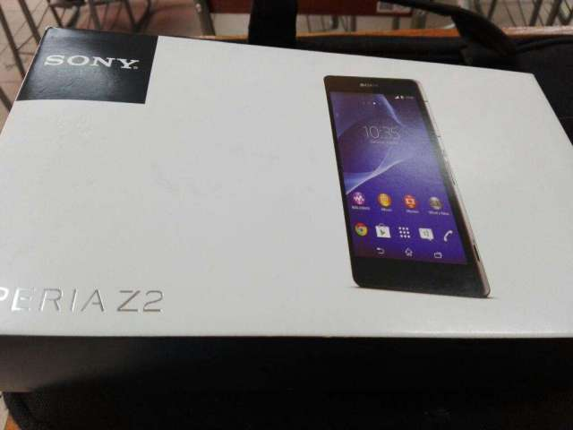 Vendo Sony Z2