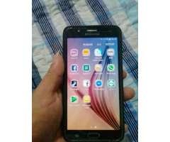 Solo Vendo Samsung J7 Libre Lte Impecabl