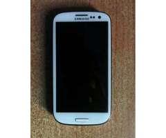 Pantalla Samsung Galaxy S3 Sghi747 T999 Usada  Instalacion
