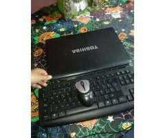 Se Vende O Se Cambia Compu Toshiba