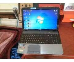 Vendo O Permuto Laptop Toshiba