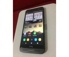 Htc M9 plus , Lector de huella ,32 gb memoria interna