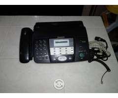 Se vende fax panasonic KX-FT901LA
