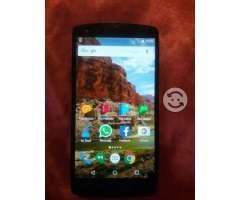 Lg Nexus 5 liberado.negro