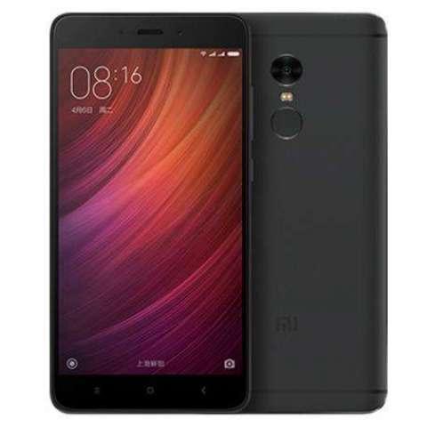 Celular Xiaomi Redmi Note 4 Black 3ram