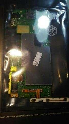 Placa tablet lenovo a5500f, Región Metropolitana