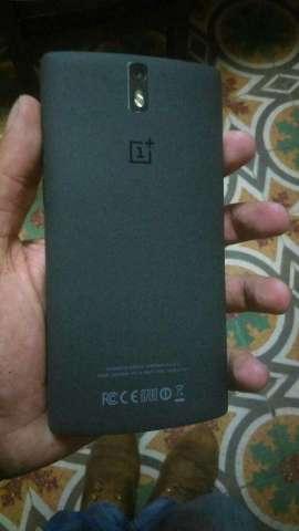 Oneplus One 4g Lte Libre 64 Gb , 3gb