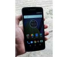 Vendo/Cambio Motorola MOTO G5 PLUS Duos 32GB CON LECTOR DE HUELLA En Perfecto Estado NEGOCIABLE