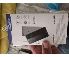 V/ cambio Huawei gr3 libres nuevos chip de regalo