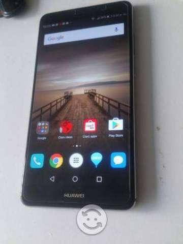 Huawei mate 9 liberado.