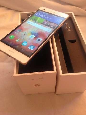 Huawei p8lite en garantia hasta febrero