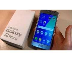 Samsung J2 Prime Flash Frontal