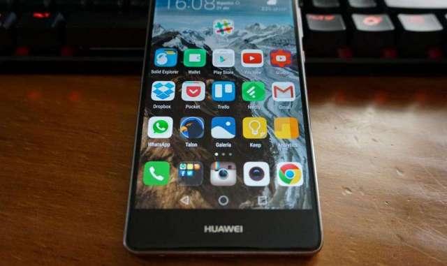 Huawei P9 32GB Color Plomo Doble Camara 950 Soles