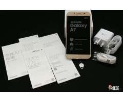 Samsung A7 2017 Nuevos con Garantía