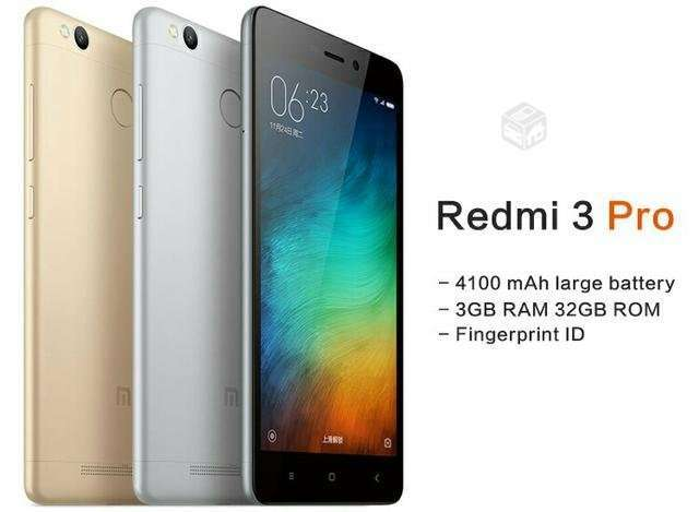 Xiaomi redmi 3 pro prime, IV Coquimbo