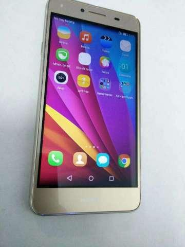 Huawei Y5 Ii Como Nuevo, Flash Frontal