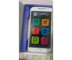 Se Vende Celular Motog4 Plus Nuevo