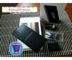 Sony Xperia Z5 Premium Nuevo Libre