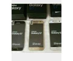 Samsung galaxy s 7,note 5 y iphone 7