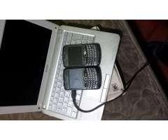 vendo 2 Blackberry 8320 para reparar o repuesto