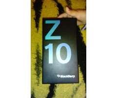 blackberry z10 cambio
