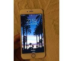 IPHONE 6S 128GB DORADO REMATO 9.5