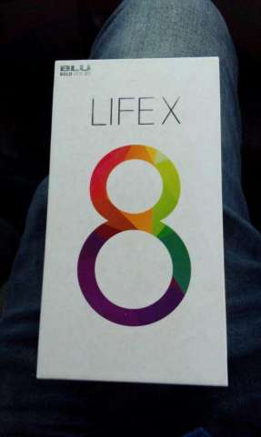Blu Life X8