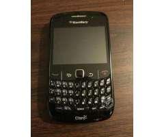 BlackBerry Curve Nuevo, Región Metropolitana