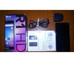 Blu R1 Hd, 16 Gb Rom, 2gb Ram, 8 Mp