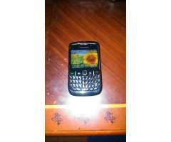 Blackberry Curve 8520 con Whatsapp