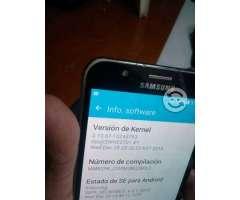 Samsung azul J7