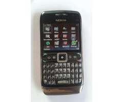 Nokia E71 Liberado