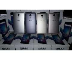 Blu Grand 5.5 Hd. Flash Delantero Y tras