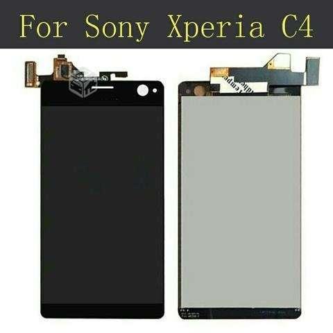 Pantalla Sony Xperia C4 + Adhesivo + Herramientas, Región Metropolitana