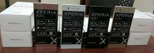 Sony Xa1 32g 23mpx Nuevos de Paquete