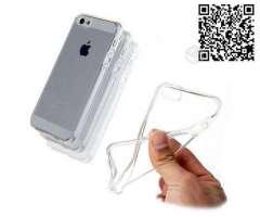 Carcasa Transparente iPhone 5-5s-SE, Región Metropolitana