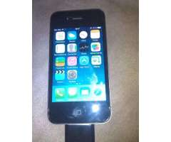 Se Vende iPhone 4S Urgencia Economica