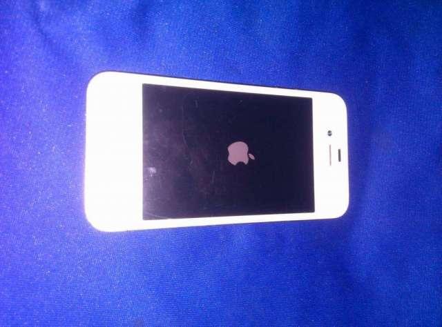 iphone 4s para repuesto vendo o cambio