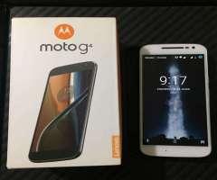 Moto G4 Como Nuevo
