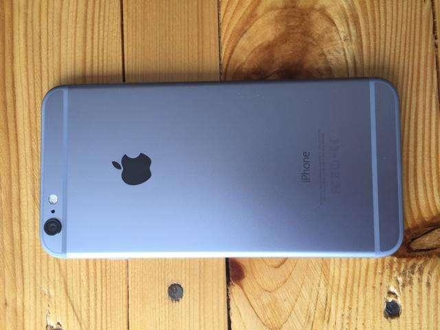 Apple IPhone 6 Plus 64gb Space Gray 9.5/10 Usado