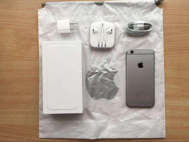 iPhone 6 Plus de 16Gb Excelente Estado Poco Uso con Sus Accesorios Y Factura.