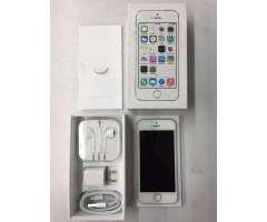 iPhone 5S 16Gb Poco Uso en Perfecto Estado con Su Factura Y Accesorios.